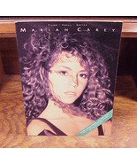 Mariah Carey Self-Titled Songbook from 1991 with 11 songs  - $8.95