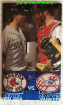 NY Yankees VS Boston Red Sox Light Switch Duplex Power Outlet Wall Cover Plate