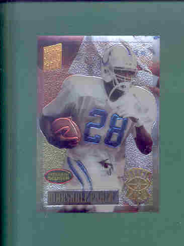 1994 Stadium Club Frequent Scorer Marshall Faulk