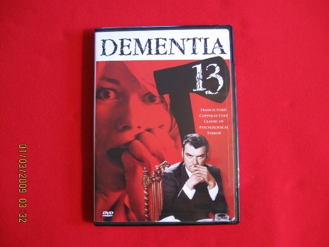 Dementia 13 (1963) Starring: William Campbell, Luana Anders