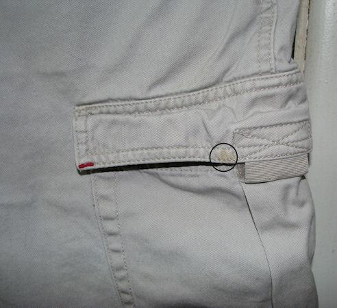 Mens Ecko Cargo Shorts Size 36