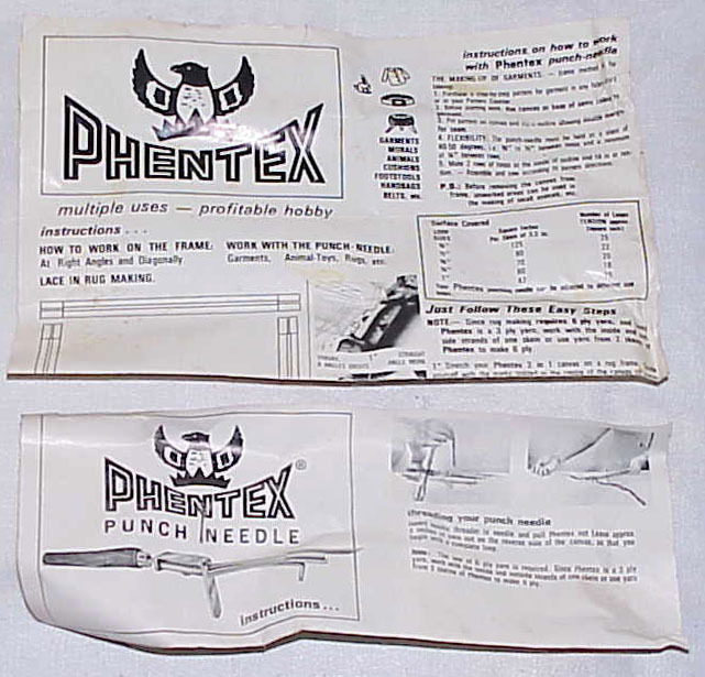 Phentex Adustable Punch Needle For Rugs And 50 Similar Items