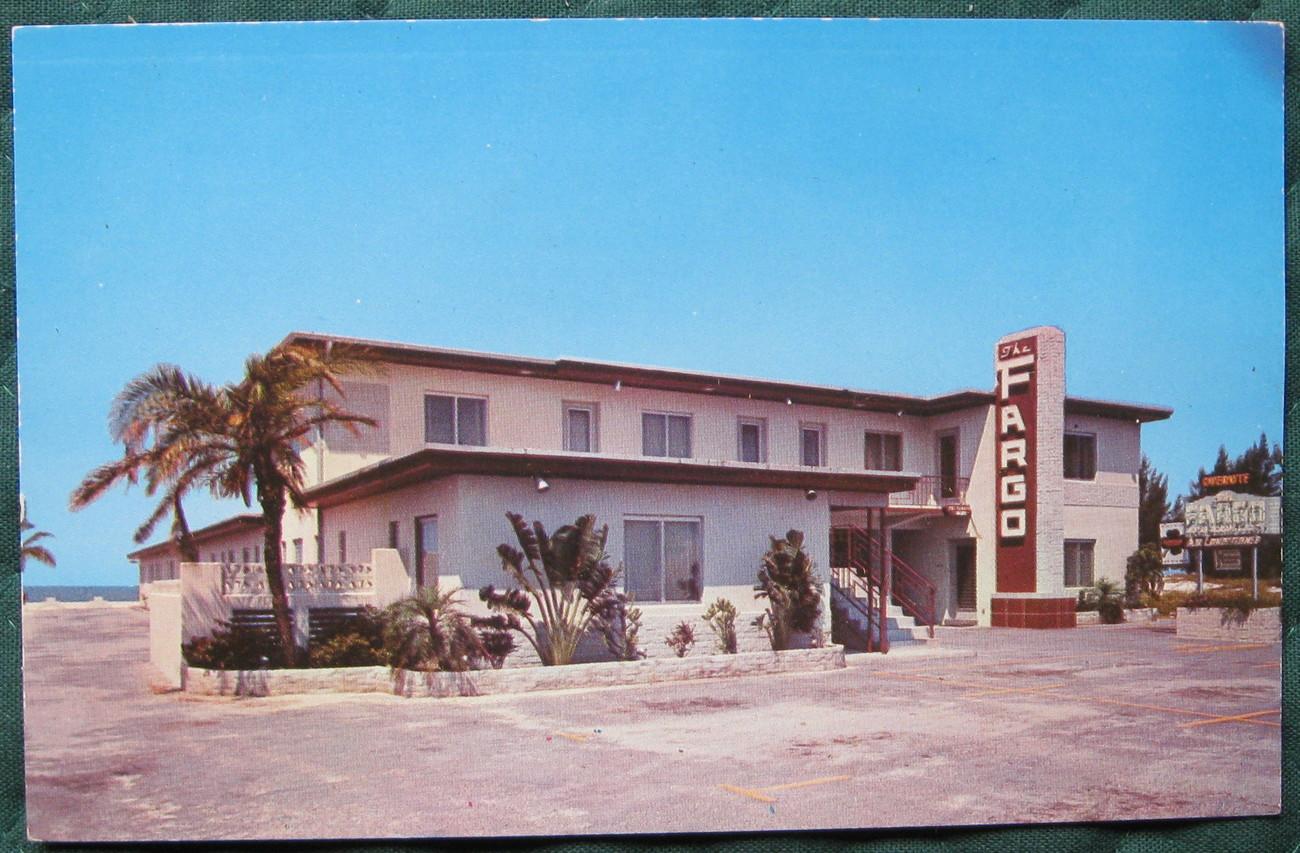 St petersburg fargo motel 1 1