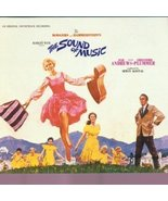 The Sound Of Music Cd Original Soundtrack Remastered - $9.99