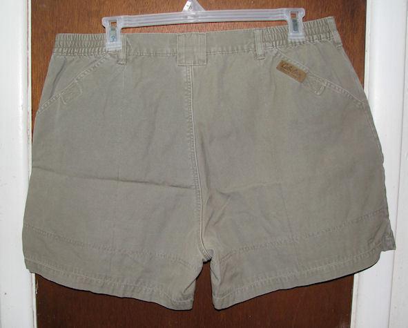 Mens Cabela's Outdoors Cargo Shorts Size 42