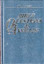 Over 6,000 Bible Questions & Answers by Thomas Nelson Inc.  - $4.00
