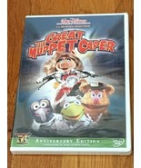 The Great Muppet Caper (DVD) BRAND NEW / FACTORY SEALED - $6.68