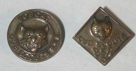 vintage Cub boy Scouts Bobcat BSA Pin badge LOT - $14.65