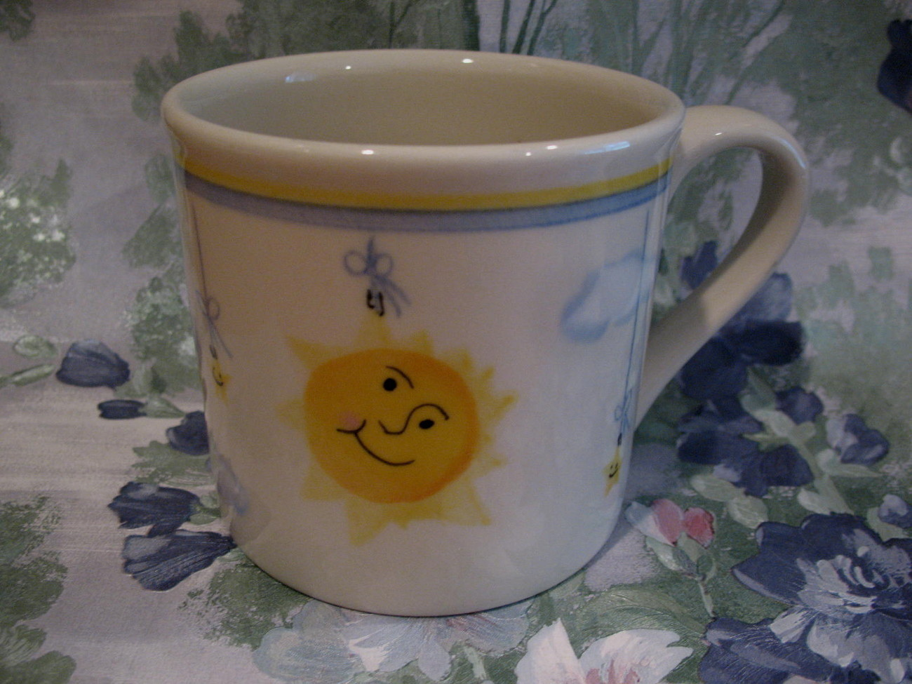 Primary image for Starbucks Coffee Mug Hartstone Barista Sun Sunshine Souvenir Collector Souvenir