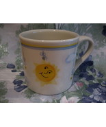 Starbucks Coffee Mug Hartstone Barista Sun Sunshine Souvenir Collector S... - $14.99