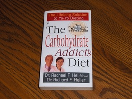 The Carbohydrate Addicts Diet - $5.97