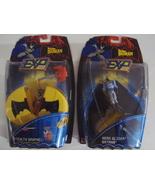 Batman EXP set of 2 Stealth Grapnel & Aero Glider action figures - New - $32.00