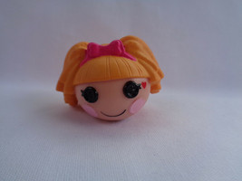 Lalaloopsy Mini blonde Hair Misty Mysterious Doll Head Pencil Topper - $1.14