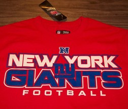 Vintage Style New York Giants Nfl Football T-Shirt Small New w/ Tag - $19.80