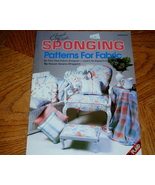 French Wash Sponging Patterns for Fabric Plaid No 8659 - $3.50