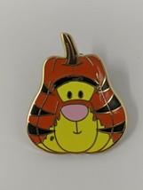 Tigger Winnie The Pooh Painted Pumpkins Halloween 2020 LR Pin - $14.84