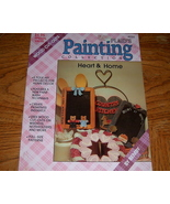 Heart & Home Plaids Painting Collection No 8263 - $3.50