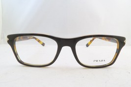Prada VPR 16S UBS-1O1 Brown/ Tortoise New Authentic Eyeglasses 52mm - 76 - $52.34