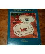 Feathered Friends Stencil N Rug 4 Swan & Mallard Stencils - $3.50