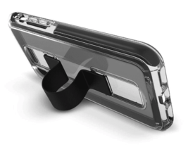 BodyGuardz Apple iPhone XS Max SlideVue Case - Smoke Black NEW image 2