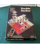 Double Decker Strategy Game By Pressman 1971 Complete - $14.50