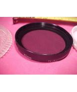 Nikon Polar 52mm Filter Lens + case - $11.95