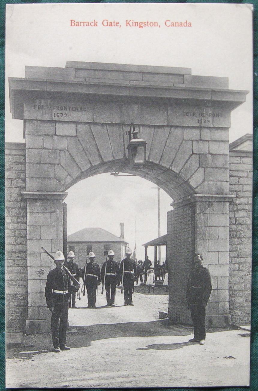 Barracks gate 1 1