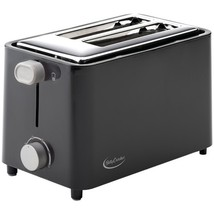 Betty Crocker 2-slice Toaster (black) - $437,85 MXN