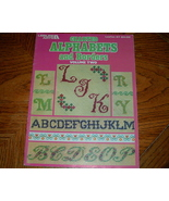 Charted Alphabets and Borders Volume Two Leaflet 57 - $5.00