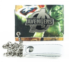 Avengers Movie: Assemble Chain Wallet Brand NEW! - $39.99