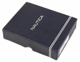 Nautica Men's Bifold Genuine Leather Credit Card ID Passcase Wallet 31NU22X026 image 2