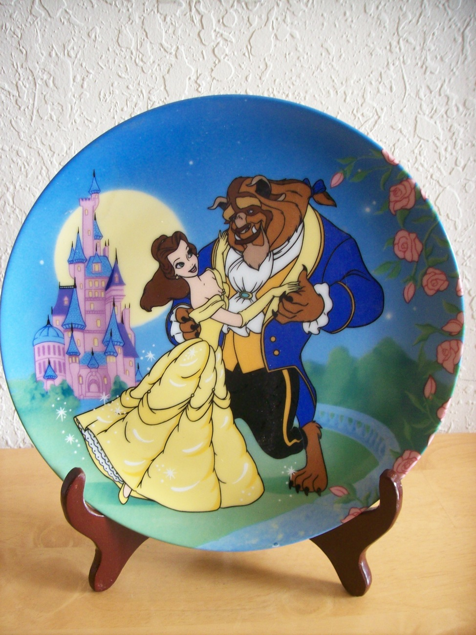 Primary image for Disney Beauty and the Beast Collector's Plate