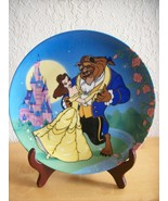 Disney Beauty and the Beast Collector's Plate  - $35.00