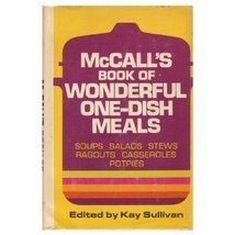 McCalls Book of Wonderful One-Dish Meals - $6.99
