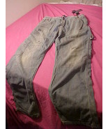 Diesel VGT  Jeans new nwt distressed  Destroyed Art Patches sz 28   30W ... - $34.95