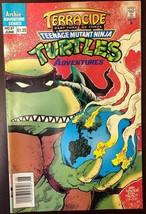 TEENAGE MUTANT NINJA TURTLES ADVENTURES #57 (1994) Archie Comics FINE- - $9.89