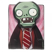Plants Vs. Zombie: Zombie Head Bi-Fold Wallet Brand NEW! - $29.99