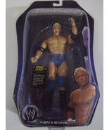 WWE TNA Mr. Anderson Ken Kennedy Ruthless Aggression 19 wrestling figure... - $17.00