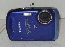 Fujifilm FinePix Z Series Z33WP 10.0MP Digital Camera - Blue 3x Optical Zoom - $70.13