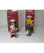 2 1998 Hallmark Keepsake Ornaments Decorating Maxine & New Christmas Fri... - $26.68