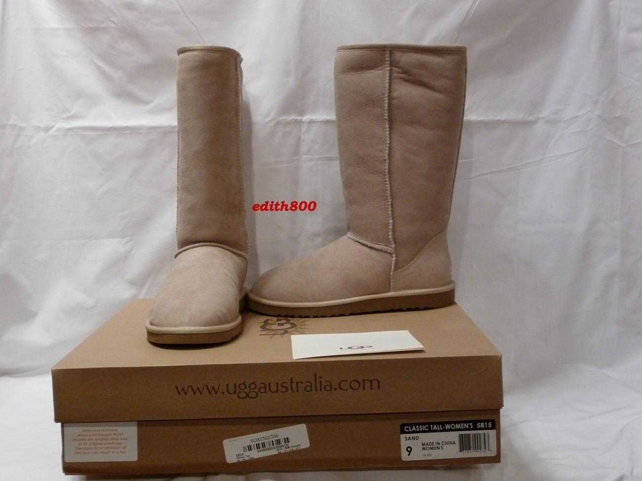 ugg boots sand 37. Black Bedroom Furniture Sets. Home Design Ideas