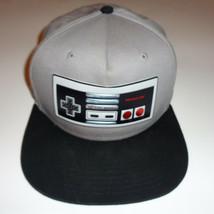 Nintendo Entertainment System Baseball Snapback Cap - $5.00