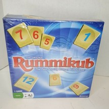 NEW Pressman Rummikub Fast Moving Rummy Tile Game SEALED Free Shipping 1997 - $24.20