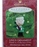 """Vintage 2000 Hallmark Keepsake Ornament A Snoopy Christmas  """"Linus"""" New ... - $12.99"""