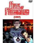 House Of Frankenstein (1997 NBC TV Mini-Series)  - $23.50