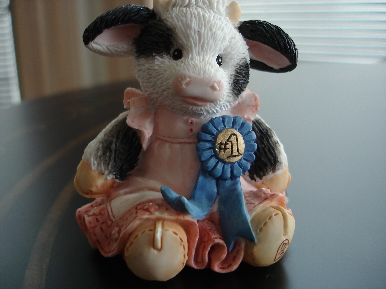 Mary Moo Moos, Cream of Crop, Enesco Figurine, 1993