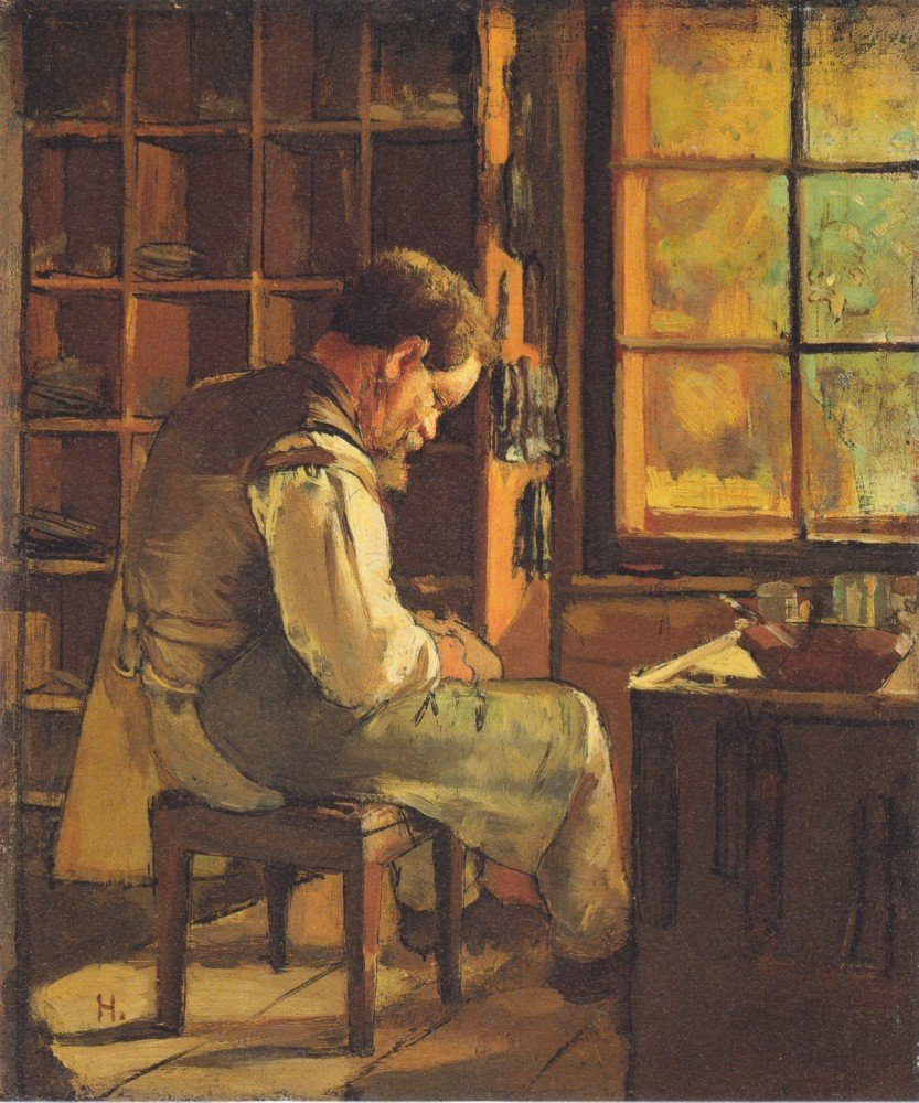 The museum outlet schuster am fenster 1882 canvas for Fenster outlet