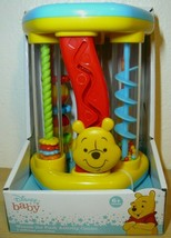 2019 Disney baby Winnie the Pooh Activity Center 8 Different activities - $14.11