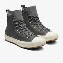 Womens Converse CTAS Waterproof Boots Nubuck Mason/Egret/Gum 157459C 5.5 6 7 7. - $69.99