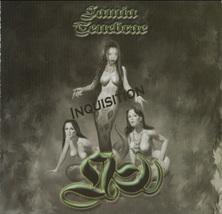 Lamia  (Cross)Tenebrae - Inquisition 2004 CD Female Goth Roc - $5.00